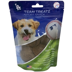 LA Dodgers Dog Treats
