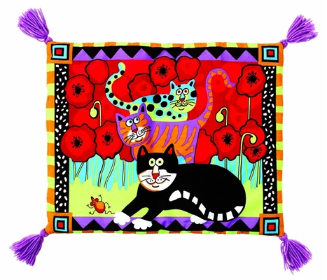 FAT CAT BOOGIE MAT FOR DE' CAT ASSORTED