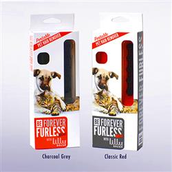 BE FOREVER FURLESS Mini (Red/Grey Combo Cases) by Lilly Brush