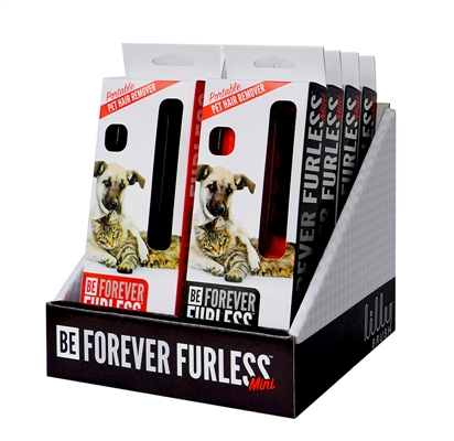 BE FOREVER FURLESS Small PDQ Display