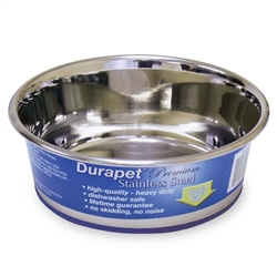 OURPET'S DURAPET PREMIUM STAINLESS STEEL BOWL