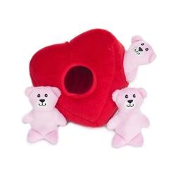 Zippy Paws - Burrow- Heart 'n Bears
