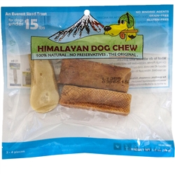 Himalayan Dog Chew  Small 3.5 oz.