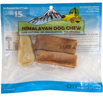 Himalayan Dog Chew  Small 3.5 oz.