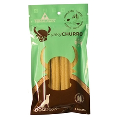Himalayan Dog Yaky Churro  Cheese  4.9 oz.