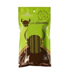 Himalayan Dog Yaky Churro  Spinach  4.9 oz.