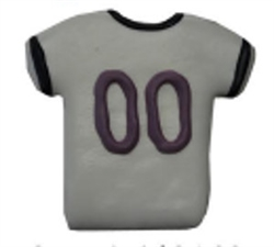 Ravens Football Jersey Treats (2 cases of 12) - 2 Week Lead Time