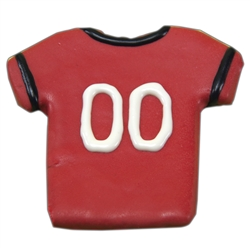 Buccaneers Football Jersey Treats (2 cases of 12) - 2 Week Lead Time