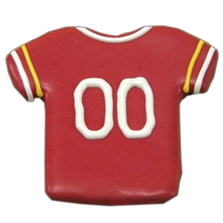 Cheifs Football Jersey Treats (2 cases of 12) - 2 Week Lead Time