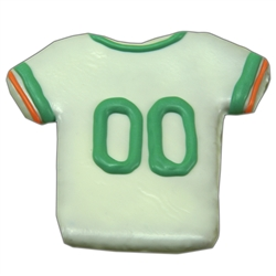 Dolphins Football Jersey Treats (2 cases of 12) - 2 Week Lead Time