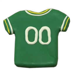 Packers Football Jersey Treats (2 cases of 12) - 2 Week Lead Time
