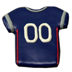 Patriots Football Jersey Treats (2 cases of 12) - 2 Week Lead Time