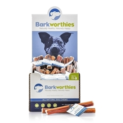 BARKWORTHIES BULLY STICK - ODOR FREE AMERICAN - 06""