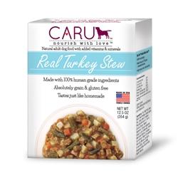 Caru Dog Stew Real Turkey 12.5oz.