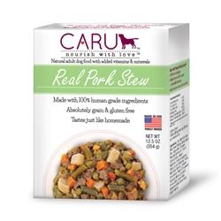 Caru Dog Stew Real Pork 12.5oz. . (Case of 12)