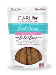 Caru Dog Natural Duck Recipe Bars 3.5oz.