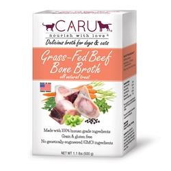 Caru Dog Stew Grass-Fed Beef Bone Broth 17.6oz.