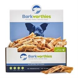 BARKWORTHIES DUCK FEET (case of 100)