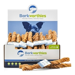 BARKWORTHIES TRIPE TWIST - LARGE