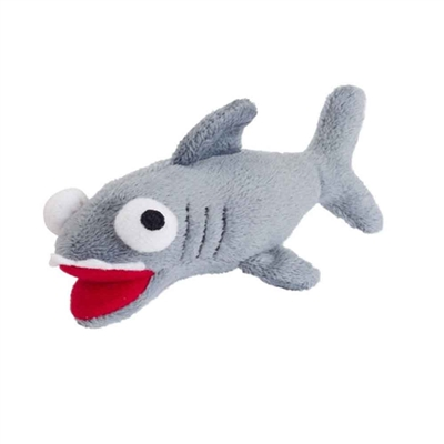 Cat Sushi Shark Gray Toys