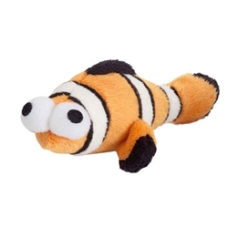 Cat Sushi Clownfish Toys
