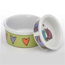 Love - Cat Bowls