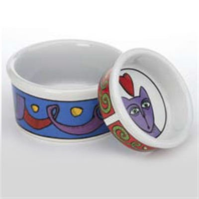 Jester - Cat Bowls