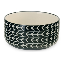 Black Arrow - Pet Bowls