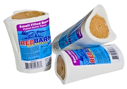 REDBARN FILLED BONE PEANUT BUTTER SMALL
