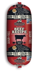 REDBARN GRAIN FREE BEEF ROLL 3LB