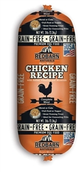 REDBARN GRAIN FREE CHICKEN ROLL 3LB