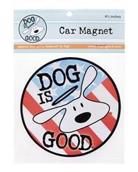 BOLO Patriot Oval Car Magnet