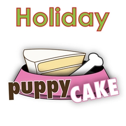 Puppy Cake Holiday Pre-Order