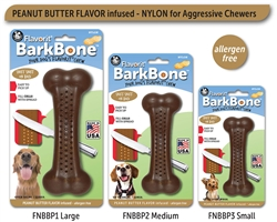 Flavorit® BarkBone™ Peanut Butter Flavor Infused (3 sizes)