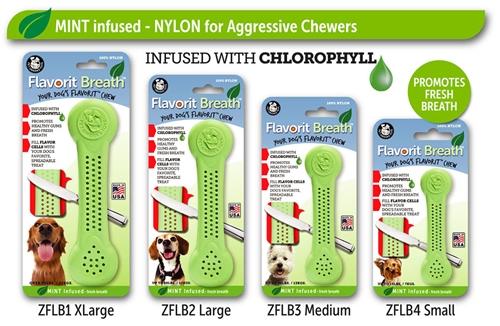Flavorit™ Bone Breath Mint Infused (4 sizes)