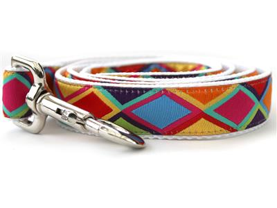Tanzania Bright Dog Leash