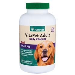 VitaPet™ Adult Daily Vitamins Chewable Tablets  180 Tabs