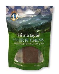 CHURPI CHEWS MEDIUM  Natural Himalayan Dog Treats by QT Dog