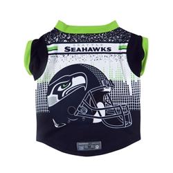 NFL Seattle Seahawks Dog Performance Tee Shirt