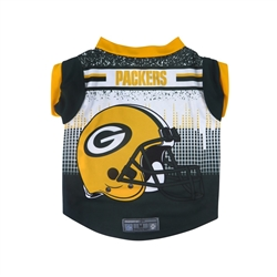 NFL Green Bay Packers Dog Performance Tee Shirt