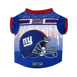 NFL New York Giants Dog Performance Tee Shirt