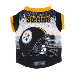 NFL Pittburgh Steelers Dog Performance Tee Shirt