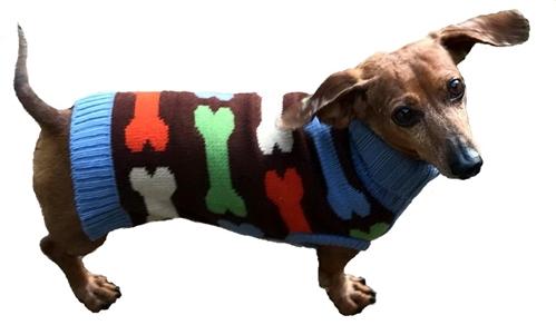 Bones Sweater