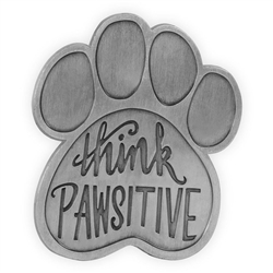 Pawsitive Visor Clip-Think Pawsitive