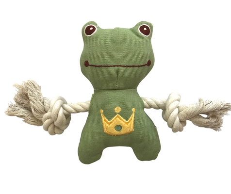 """SimplyFido - Basic Collection - 9"""" Little Charles Frog"""