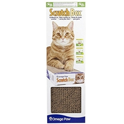 OMEGA PAW RIPPLE BOARD SCRATCH BOX