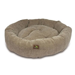 Cobblestone Tweed Luca Nest Bed