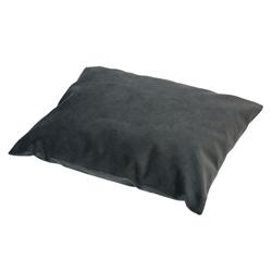 Gunmetal Pillow Bed