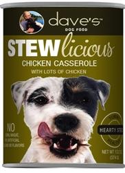 DAVES STEWLICIOUS CHICKEN CASSEROLE CASE OF 12 (13 oz)