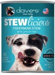 DAVES STEWLICIOUS FISHERMAN STEW CASE OF 12 (13 oz)